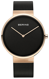 Bering Classic Sort/Stål Ø31 mm 14539-166