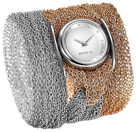 Breil Dress Sølvfarvet/Stål Ø31 mm TW1291