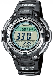 Casio Casio Collection Resinplast Ø47.6 mm SGW-100-1VEF