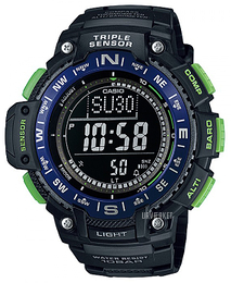 Casio Casio Collection LCD/Resinplast Ø54.1 mm SGW-1000-2BER