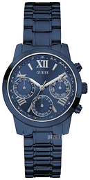Guess Mini Blå/Stål Ø36 mm W0448L5