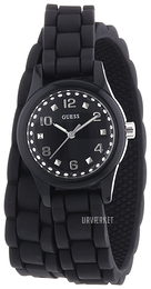 Guess Mini Sort/Gummi Ø25 mm W65023L2