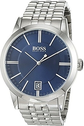 Hugo Boss Success Blå/Stål Ø42 mm 1513135
