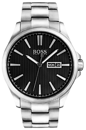 Hugo Boss The James Sort/Stål Ø42 mm 1513466