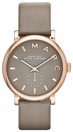 Marc by Marc Jacobs Brun/Læder Ø37 mm MBM1266
