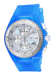Technomarine Cruise Jellyfish Hvid/Gummi Ø40 mm TM-115262