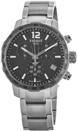 Tissot Classic Dream Sort/Stål Ø42 mm T095.417.11.067.00