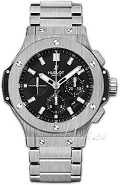 Hublot Big Bang Evolution Sort/Stål Ø44.5 mm 301.SX.1170.SX
