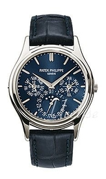 Patek Philippe Grand Complications Sort/Læder Ø37.2 mm 5140P/001