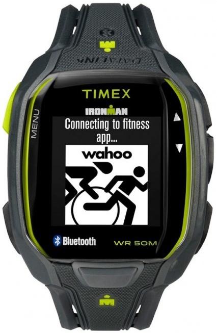 Timex Ironman Herreur TW5K88000H4 LCD/Resinplast