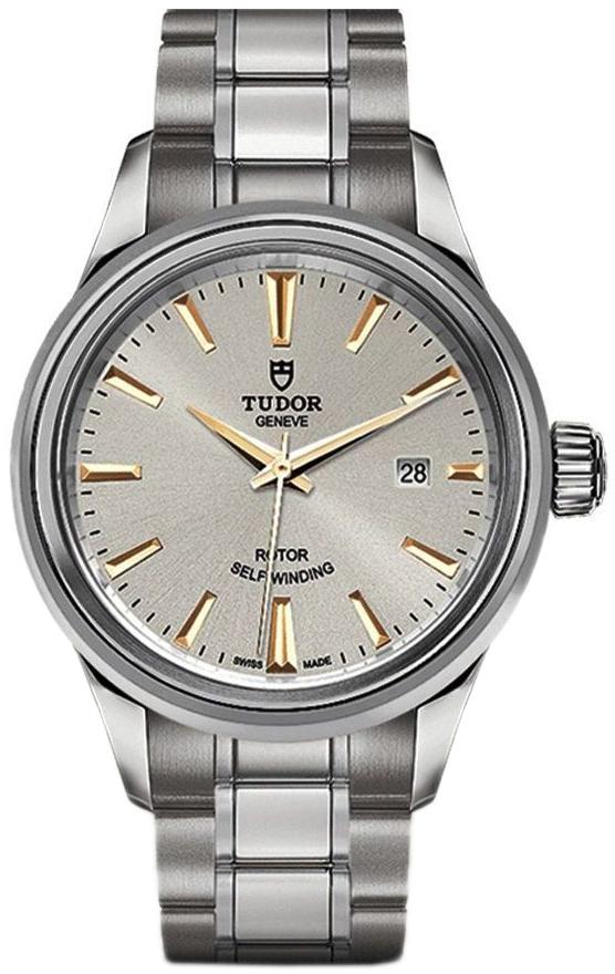 Tudor Style Dameur 12100-0017 Sølvfarvet/Stål Ø28 mm