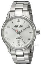 Alpina Alpiner Sølvfarvet/Stål Ø41.5 mm