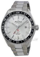 Alpina Alpiner Sølvfarvet/Stål Ø44 mm