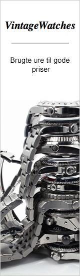 Brugte & vintage ure