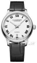 Chopard L.U.C 1937 Classic Hvid/Læder Ø42 mm